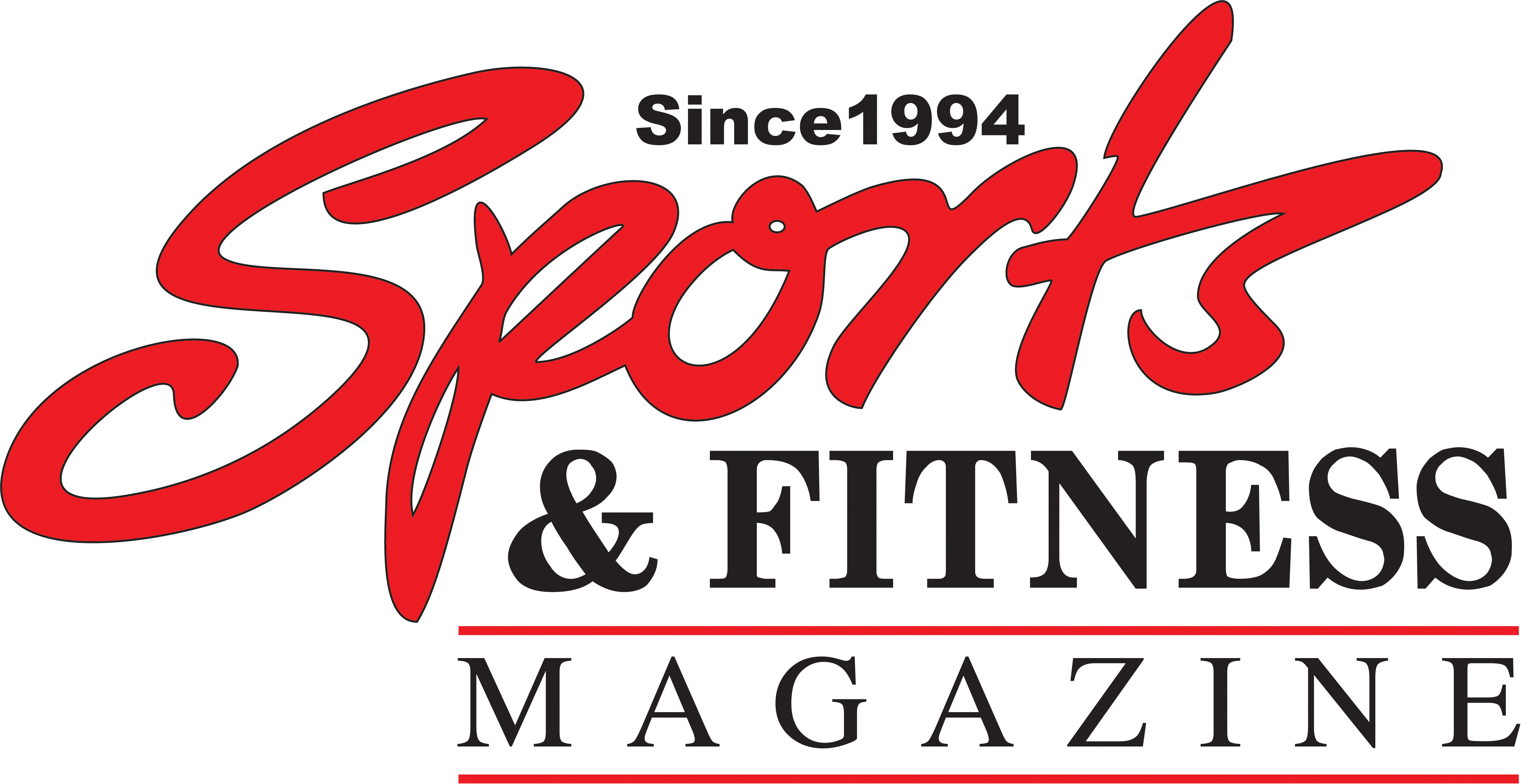 Sports and Fitness Magazine Logo